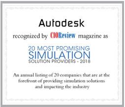 Autodesk: Revolutionizing Manufacturing Design and Simulation
